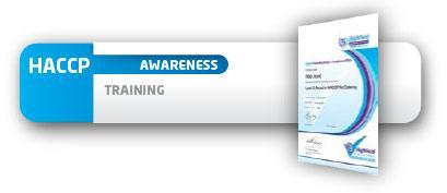 HACCP Awareness Training - Specifico & Co