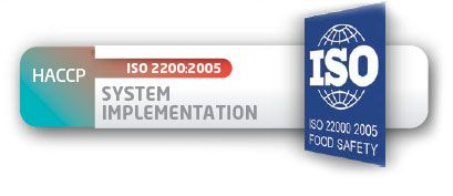 HACCP & ISO 22000:2005 System Implementation - Specifico & Co